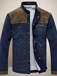 Ruiqi Men's Autumn Winter Causual Jacket