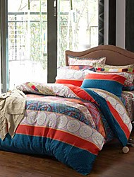 Yaomeng Print Four Pieces Bedding Set_2