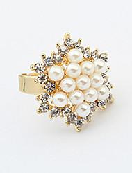 btime женщин элегантный жемчуг кольца
