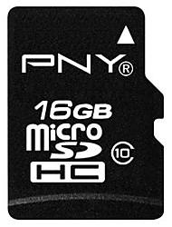 PNY 16GB Class 10 MicroSDHC TF Memory Card