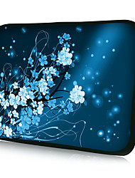 "HUADO® 13"" Flower Laptop Sleeve Case for MacBook Air Pro/HP/DELL/Sony/Toshiba/Asus/Acer"