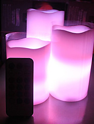 Romantic Remote Controlled LED Electronic Candle