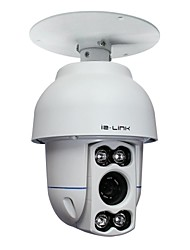 IE Link TM New Design Mini IR High Speed Dome Camera 650TVL Cmos Sensor Day Night CCTV PTZ IR Dome Camera