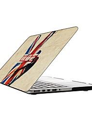 bandera del Reino Unido y el que sí diseño de cuerpo completo estuche protector de plástico para el de 13 pulgadas / macbook-pro con pantalla retina