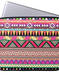 """Elonbo Bohemian Triangle Stripesg 13"""" Laptop Neoprene Protective Sleeve Case for Macbook Pro/Air Dell HP Acer"""