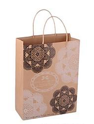 Coway 35*26.5*11.5 Environmentally Friendly Gifts Kraft Paper Bag Gift Bags(Random Color)