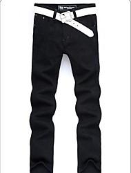 Herren-koreanischer Art-dünner Jeans