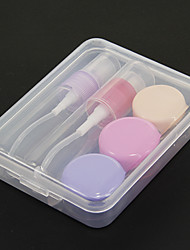 5 Stück Umwelt Anti-Bakterium Reiseflasche Set