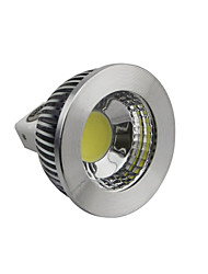 5W GU5.3(MR16) LED Spotlight 1 COB 400-450LM lm Cool White DC 12 V