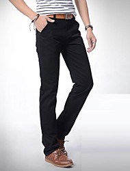 Men's Chinos , Casual Cotton