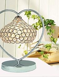 amar mesa de cristal K9 lámpara de escritorio de cristal lámparas de noche salón oficina mini luces de mesa de forma
