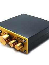 Amplificador de potência de 50w digital de amplificador de potência com amplificador de família de alta potência hi-fi amplificador digital