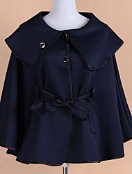 Women's Big Lapels Much Cowled Coat