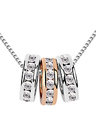 Софи женские три петли ожерелье