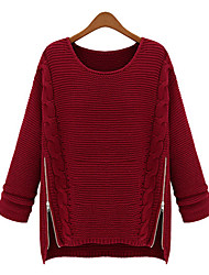 Women's Sweaters , Knitwear Casual Ruini