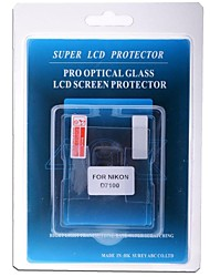Professional LCD Screen Protector Optical Glass Special for Nikon D7100 DSLR Camera