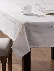 conjunto de uma toalha de linho e seis toalhas de mesa guardanapo de pano