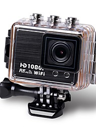 1080P HD Sports Camera     30M WIFI Sports DV  170 Degree Wide Lens Camera