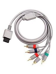 composant cordon de câble câble AV HDTV / EDTV 480p haute définition pour Nintendo Wii