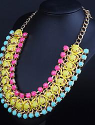 съемный ожерелье воротник Лун женщин