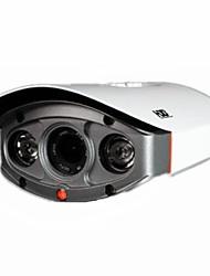 HDD® 720P 1/4 CMOS Waterproof Day&Night ARRAY IP Camera