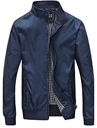 Senleisi Men's Fashion Joint Causal Coat Jacket