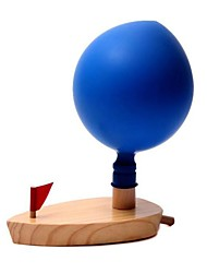 bambini giocattoli di legno palloncino