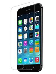 mate protector de pantalla frontal con un paño de limpieza para iPhone 6s / 6