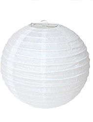3 Inch Chinese Round Paper Lantern (More Colors)