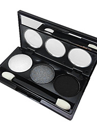 3 Colors Professional Dazzling Eyeshadow