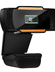 HD90 com foco automático na webcam HD com microfone