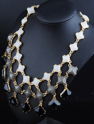 Moon Year Women's  Alloy Necklace