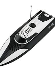 Ьнр HY-T22 портативный яхта форме динамика / FM / MP3 / USB / TF / AUX