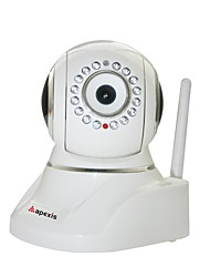 Apexis Baby Monitor APM-J803-WS Patent Digital Wireless/Wired Indoor Mini IP Camera