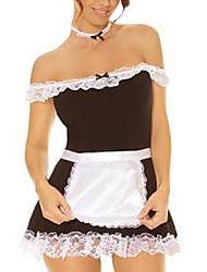 femme de chambre sexy uniforme de jiwawa femmes