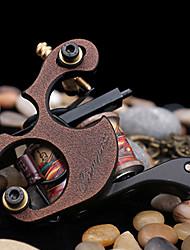 máquina de tatuaje COMPASS® forro guadalquivir 8 envuelve marco de acero