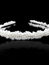 Gorgeous Beadings Wedding Bridal Hair Hoop/ Headpiece/ Headband