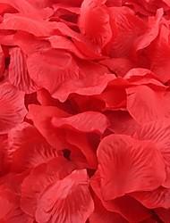 Set of 100 Petals Rose Petals Table Decoration (Assorted Color)