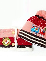 Kid's Fashion Joker Lovely Warm Christmas Hat