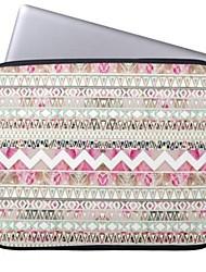 "Elonbo Bohemian 15"" Laptop Neoprene Protective Sleeve Case for Macbook Pro Retina Dell HP Acer"