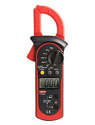 UNI-T UT200A ЖК-цифровой мультиметр зажим Ом DMM DC вольтметр переменного тока AC Амперметр