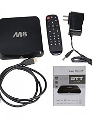 MK8 Quad Core Android  TV Box Amlogic S802 HDMI RJ-45 2GB DDR3 8GB Flash XBMC