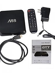 MK8 Quad Core Android  TV Box Amlogic S802 HDMI RJ-45 2GB DDR3 8GB Flash XBMC
