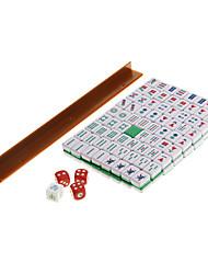 Mini Travel Environmental Mahjong Pack