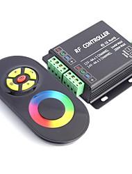 4а 3-канальный RGB LED музыку контроллер РФ с многофункциональным пультом дистанционного управления (DC 12V-24V, можете подключить аудио)