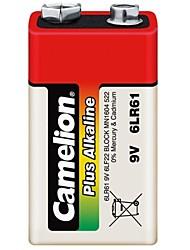 Camelion Plus Alkaline 9V Battery in Plastic Box of 6 PCS