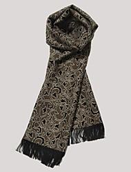 Men Silk Scarf , Vintage/Party/Work/Casual
