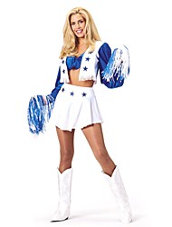 Dancewear Women's Cheerleader Costume Outfit