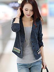 JFS New Korean Long Sleeve Blazer
