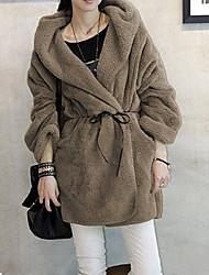 capuche manteau manteau de Yiluo femmes